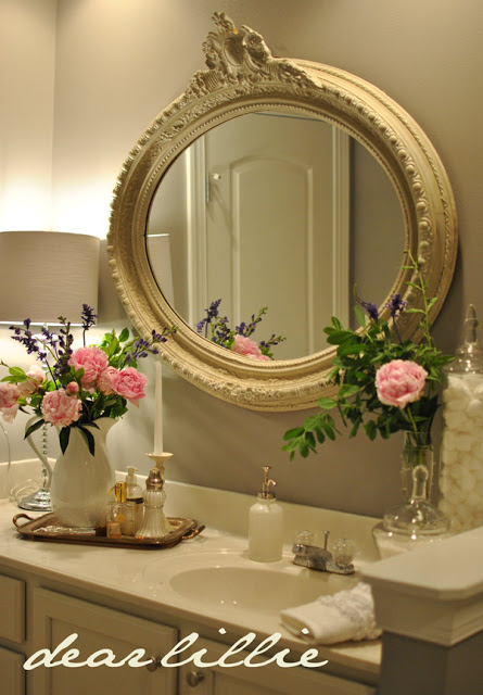 Sprucing Up Our Master Bath Dear Lillie Studio