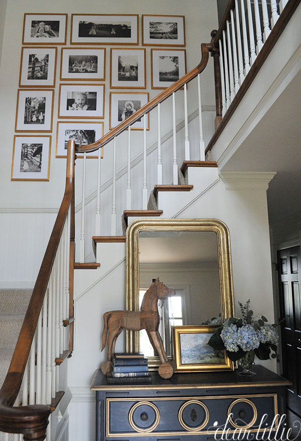 Jenni S Home Stairway And Upstairs Landing Area Dear