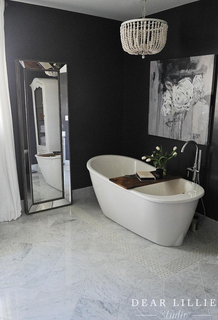 Jenni S Home Master Bathroom Dear Lillie Studio