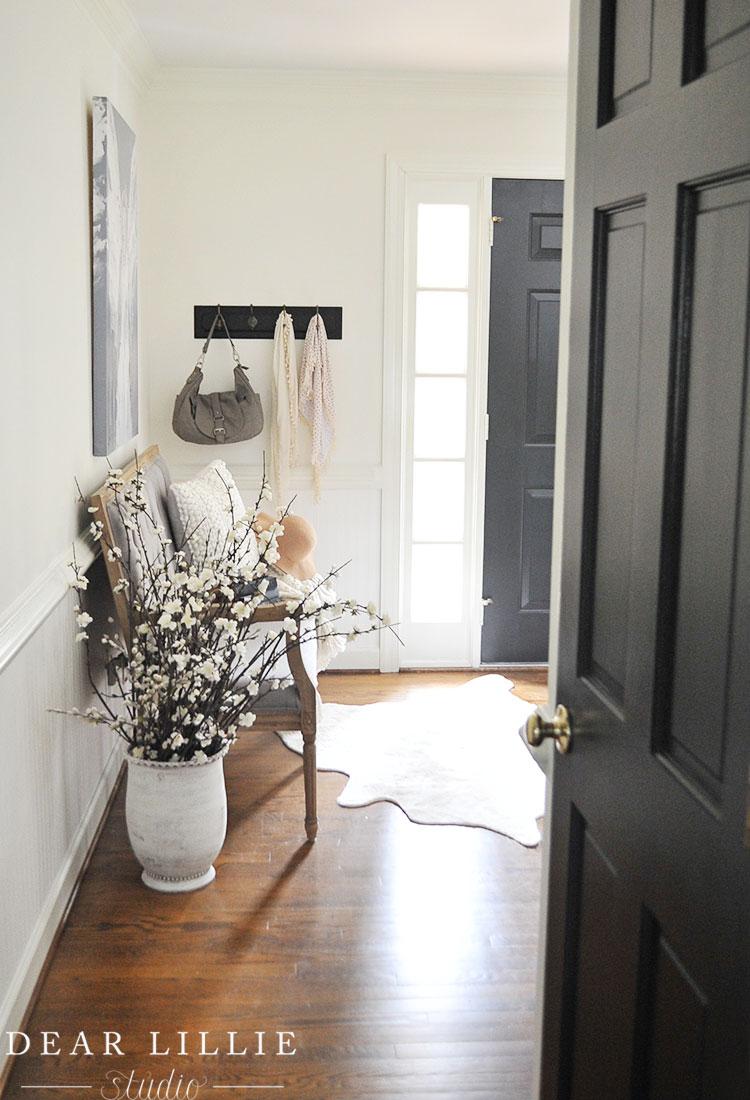 Jenni S Home Entryway Dear Lillie Studio