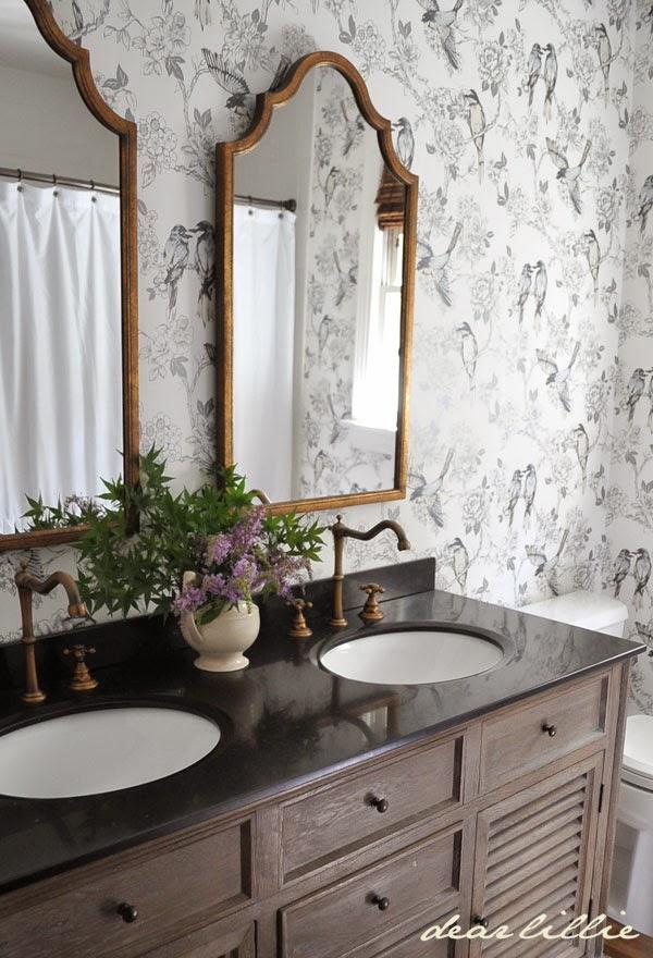 Jenni S Previous Home Girls Bathroom Dear Lillie Studio