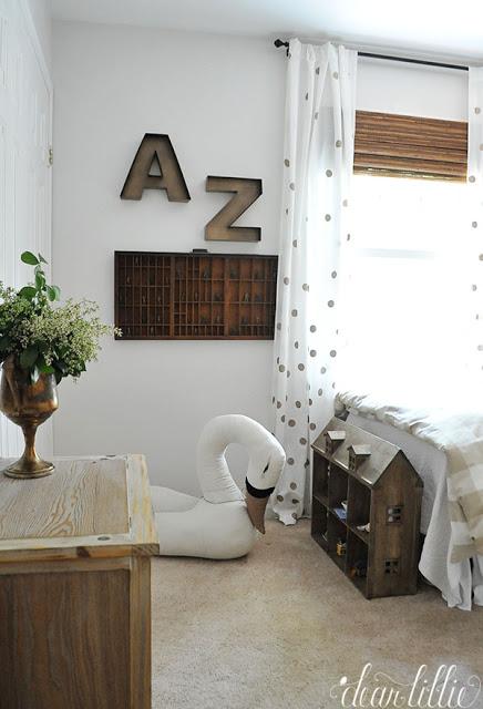 Shared Neutral Boy And Girl Room Dear Lillie Studio