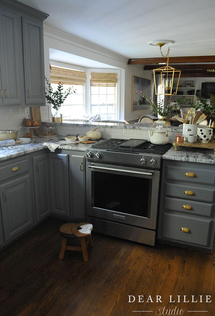 Some Autumn Kitchen Pictures Dear Lillie Studio
