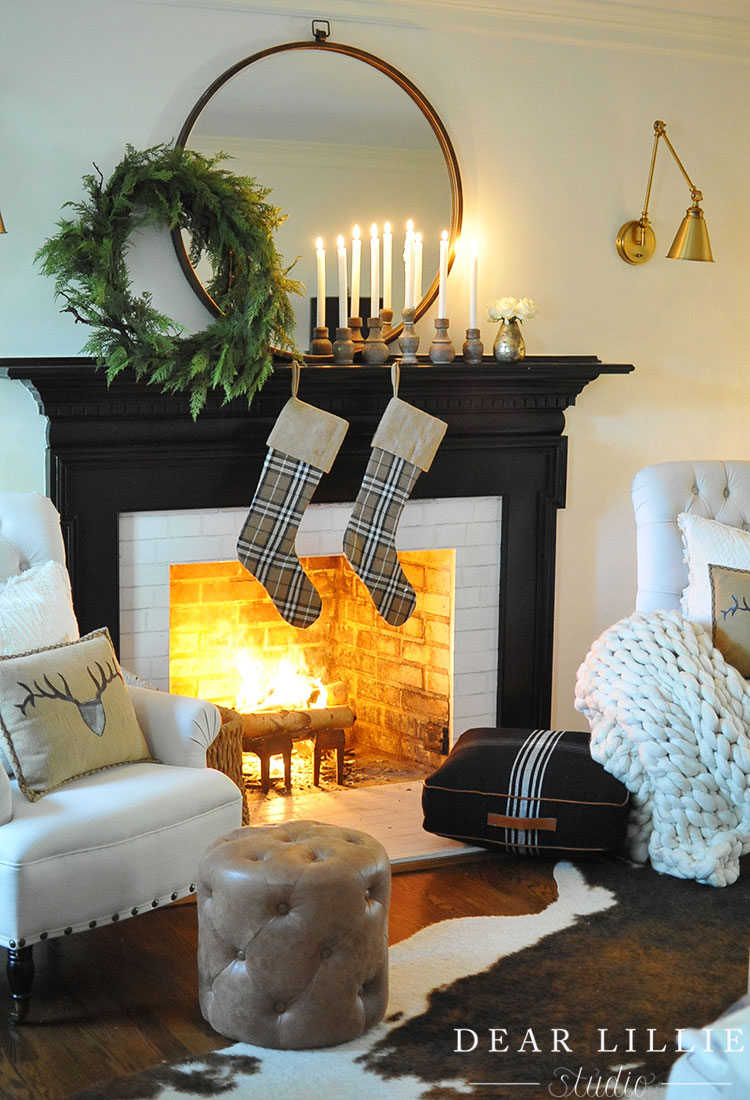 Seasons Of Home Our Christmas Tree Dear Lillie Studio