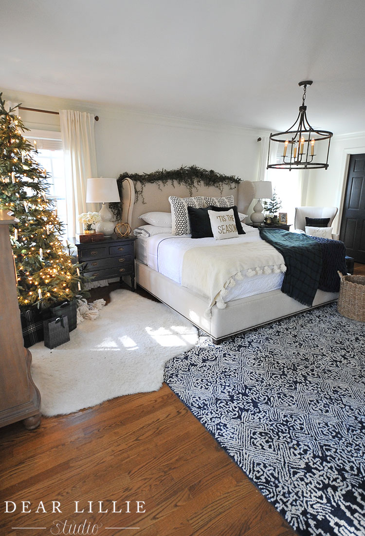 We Are All Excited To Be Sharing Our Christmas Bedrooms With You For This  Post.