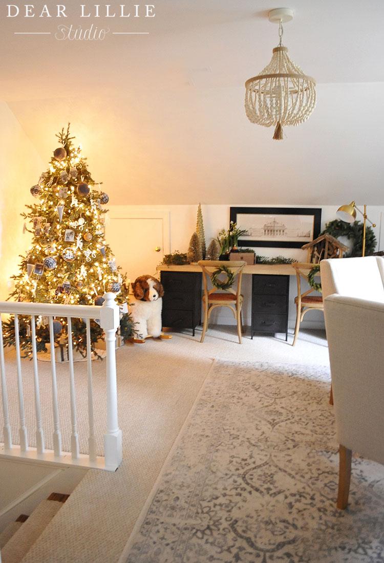 Christmas In The Bonus Room Dear Lillie Studio