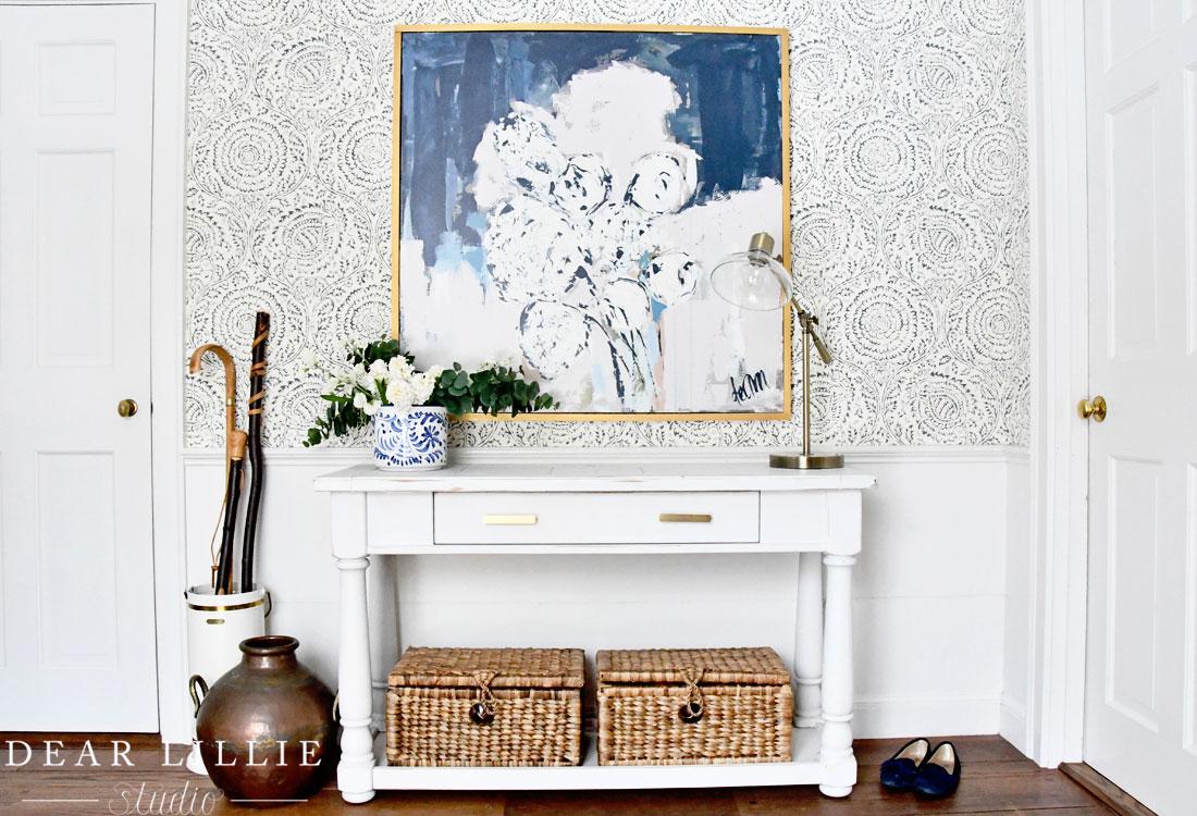 0120 2018 easy diy canvas frame tutorial - Diy Canvas Frame